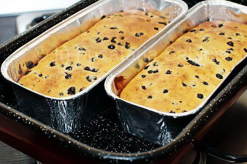 Prăjitură cu afine